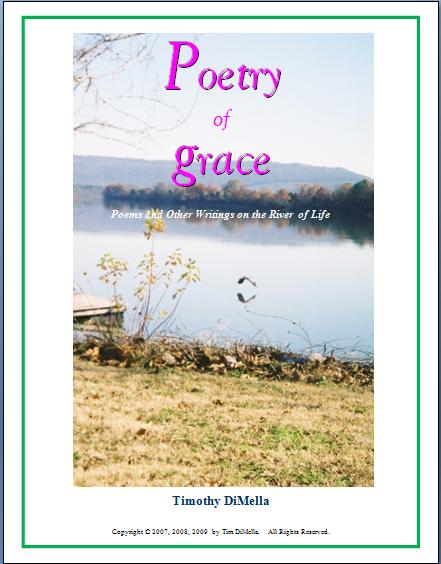 Poetry of Grace Cover